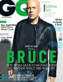 American actor Bruce Willis