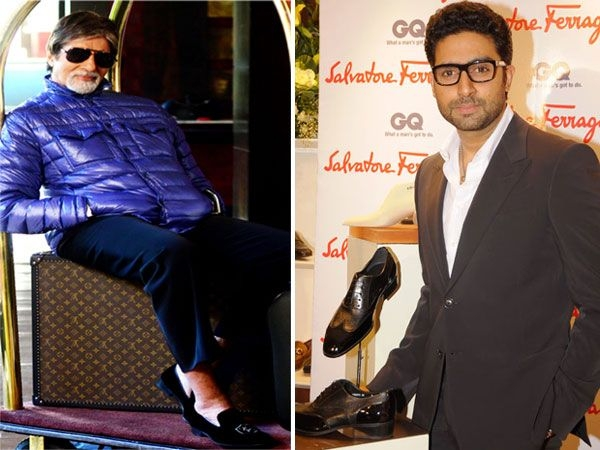 We've seen them lugging their designer bags at airports, flashing their branded watches, and even suiting-up in labels for high-profile events. On-the-go all the time, now we're down to spotting the shoes that maketh the man