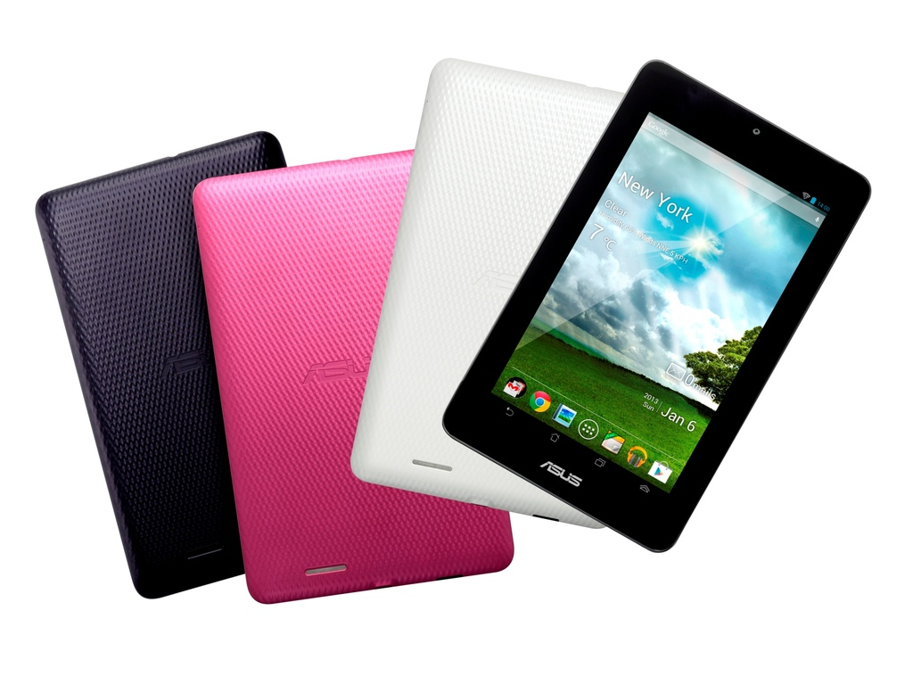 ASUS' New Tablet MeMO Pad at Rs 9999