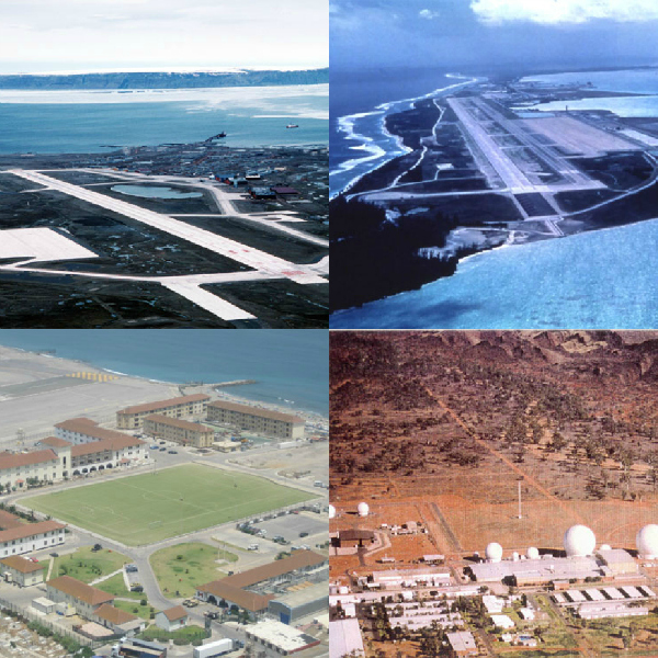 A country's military base depends not only on how safe it is from the threats that lurk from not only across the border, but also from the far-off enemies. But this list isn't about the 'best' military bases in the world. Rather, it throws light on the military bases that have certain interesting attributes, which make them unique.
