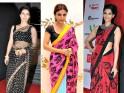 sari styles