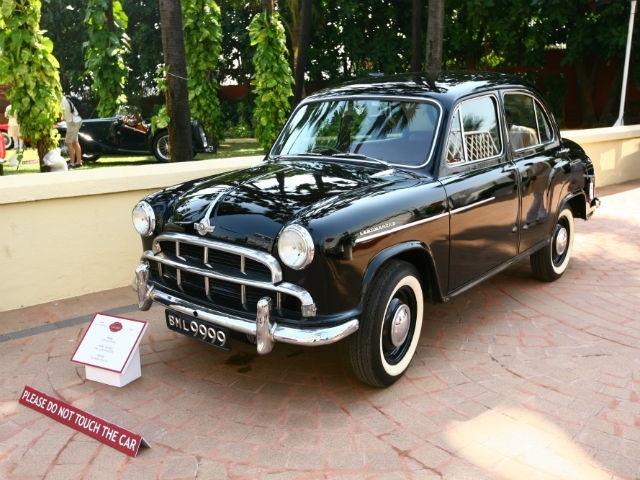 1955 Hindusthan Landmaster