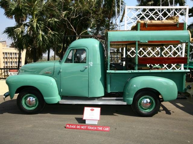 1951 Chevrolet Series 3100