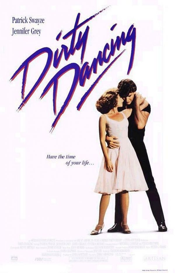 Dirty Dancing: This one has Patrick Swazye at his best! Dirty Dancing is one of our favourite dance films because of its parallel love story and the salsa, of course. The movie also has some memorable songs – 'Hungry Eyes' and 'Time of My Life' to name a few. A must watch for sure!