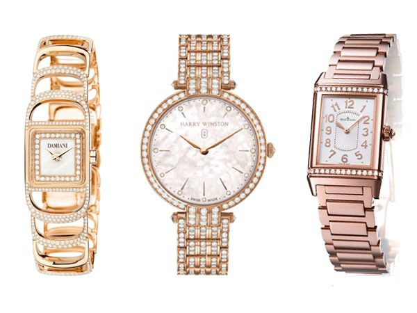 Women's watches have got the Midas touch this season. The easiest way to make a glamorous style statement is to pick one of these stunning timepieces and get ready to shine.