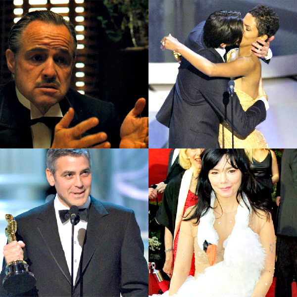 Oscars are full of quirky wonders, few smirks, and downright shocking or hilarious moments. And these moments are the ones that have stayed on forever. As we wait for this year's Oscars to be handed out, it is worth looking back at some of the most memorable moments from the yesteryears. Let's have a look!