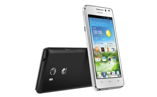 Huawei Ascend G600 comes with a 1.2 GHz dual-core processor under the hood and a disappointing 768 MB RAM.