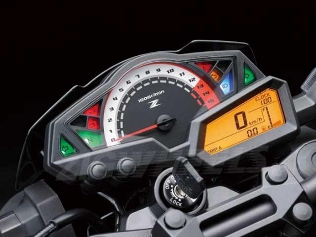 Kawasaki Z250