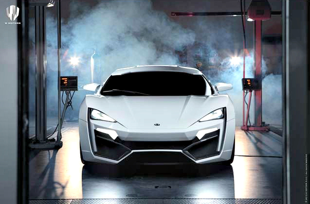 July 2012 witnessed the lavish launch of W Motors at the Sursock Palace in Beirut wherein the company's shareholders publicly vowed to delivers the world's most exclusive hypercar to the passionate addressees.