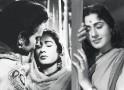 Madhubala with Dilip Kumar in Mughal-E-Azam and Suhana Geet