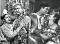 Madhubala with Murad in Phagun and with Sunil Dutt in Jaag Utha Insaan