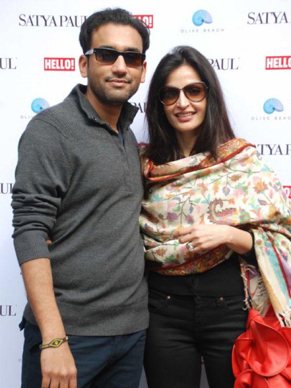 Rudra and Sumaya Dalmia