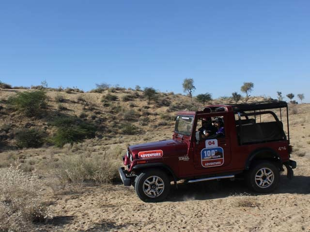 100th Mahindra Great Escape