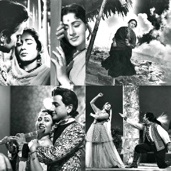 Madhubala saw both success and failure in her career. After she made a mark as a child actor, Kidar Sharma offered her Neel Kamal alongside debutant Raj Kapoor. Consequently she signed many films with the then stars Dilip Kumar, Dev Anand, Premnath, Bharat Bhushan and Ashok Kumar but barring a few like Mahal (1949) and Tarana (1951), everything else failed. So much so that Madhubala was called box-office poison and was relegated to films like Lal Dupatta, Singaar and Desh Sewa.
