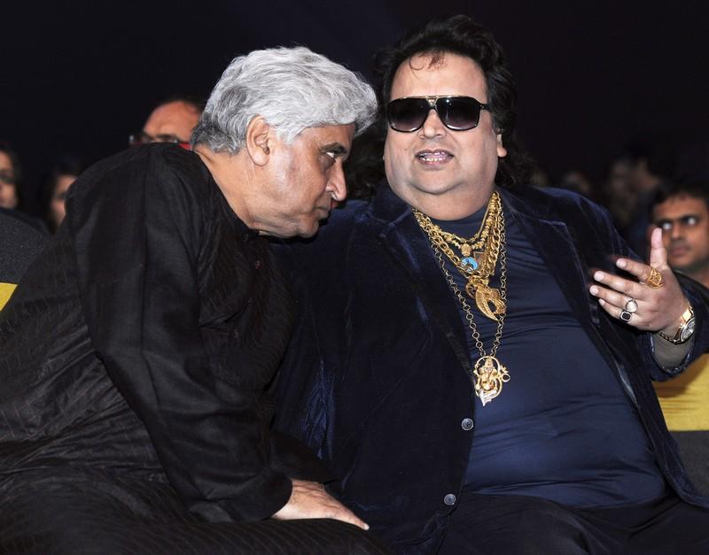 Javed Akhtar, Bappi Lahri