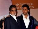 Amitabh, Abhishek Bachchan