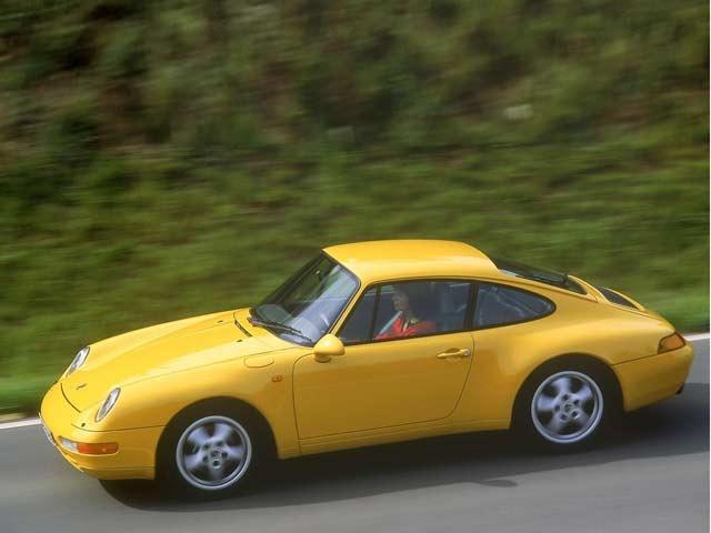 Porsche Type 993 911 Carrera 3.6 1994