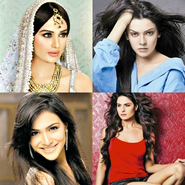 Bollywood has always been open to hotties from across the globe. Boundaries melt, differences vanish when it comes to the glamour world. With their country in turmoil, Pakistani beauties too are trying their luck in Bollywood. Here are a few of them...