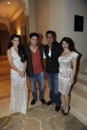 Jacqueline, Sajid Khan, Ajay Devgn, Tanisha