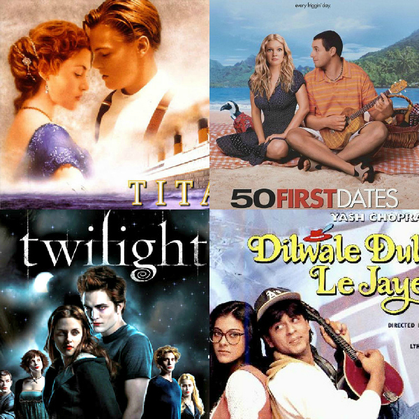 romantic films
