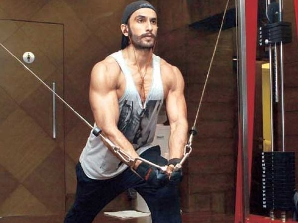 Demystifying Ranveer Singhs Sexy Body