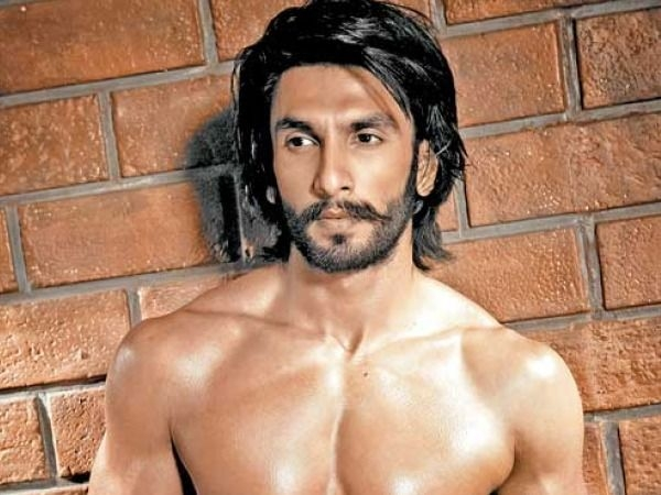 Ranveer Singh's fitness