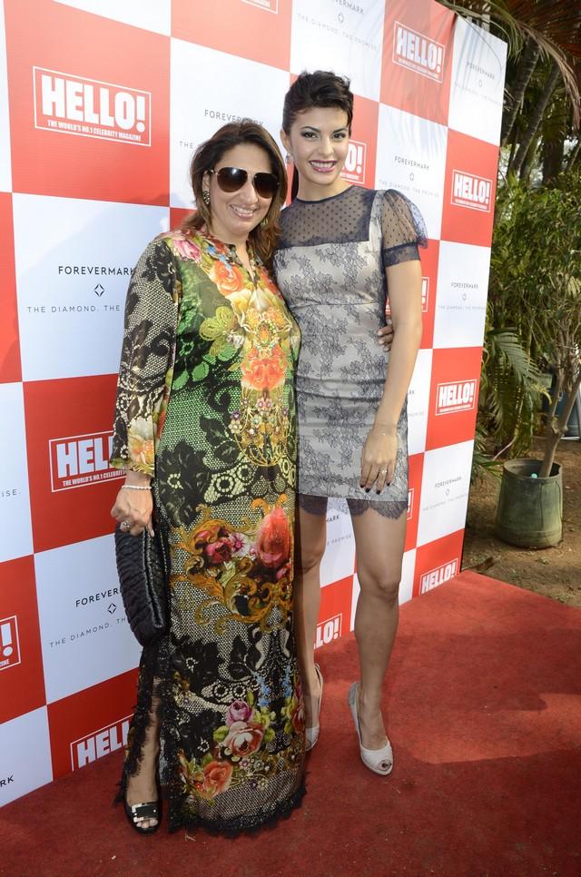 Ruchika Mehta (Editor, Hello! India), Jacqueline