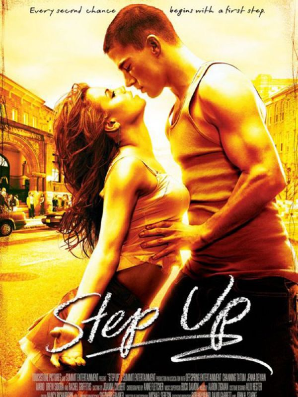 Step Up: Starring Jenna Dewan and Channing Tatum, it is one of the most popular dance movies of all time. The story may be a cliché of sorts with the 'poor boy meets rich girl' plot, but Step Up received much acclaim because of its talented actors and their riveting hip hop and street dance moves.