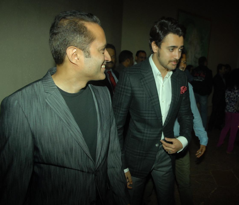 Times Group MD Mr Vineet Jain, Imran Khan