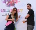 Chef Silvia Grimaldo; Vinoteca by Sula along with Nicolo Morea at SulaFest 2013