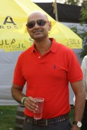Rajeev Samant, Founder & CEO, Sula Vineyards at the SulaFest 2013