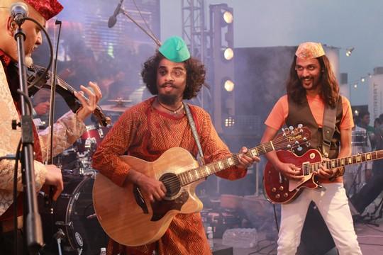 Swaratma performing at SulaFest 2013