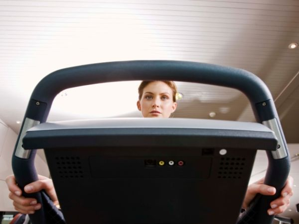"Can you lose weight and fat with a treadmill only? - Our strength and conditioning coach, Arnav Sarkar defunct the popular notion that, if you put in extra minutes on a treadmill you will lose weight. But this cardio workout rarely works, Arnav explains, ""Yes, cardio is helpful in weight loss. However if one is to only rely on cardio then the results will not be optimal, especially if a lot of weight is to be lost. The problem with regular cardio like running, cycling, etc is that the body soon adapts to the relatively low intensity of these activities and thus actually burns lesser calories per minute with time."""