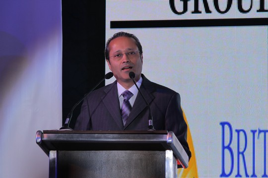 The Times Group MD, Mr Vineet Jain