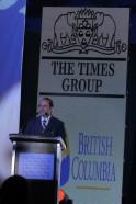 The Times Group MD, Mr Vineet Jain