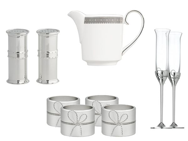 Move on to the ambience, think private dinner at your own quarters. A sure shot but much ignored aspect is the fancy crockery. And it certainly doesn't get fancier and more occasion appropriate than silver-plated Vera Wang. From exquisite toasting flutes and candle stands to salt and pepper shakers that make for an elegant dinner setting, this handcrafted collection wins hands down!  Price: Rs 4,000 onwards  Available at Mondo Casa, 25, Raghuvanshi Mills compound 11-12, Senapati Bapat Marg, Lower Parel, Mumbai.
