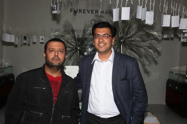 Manav Gangwani and Sachin Jain