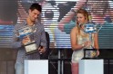 Djokovic & Azarenka at Australian Open Official Draw
