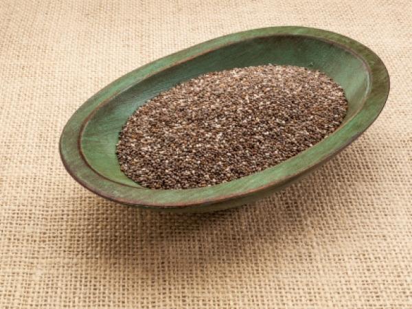 Omega-3 Fatty Acid Source # 2: Chia seeds