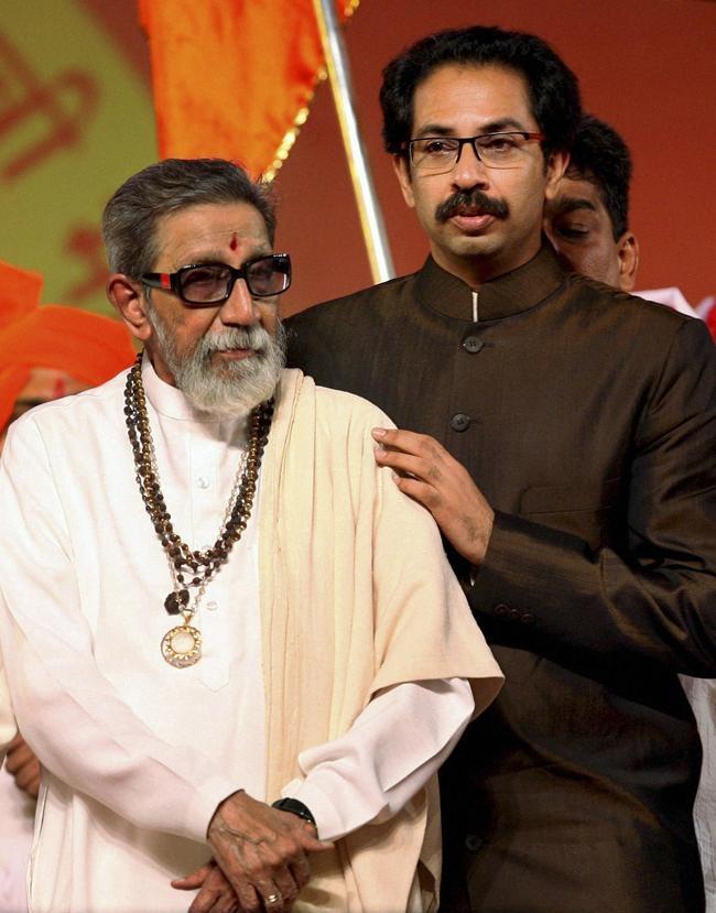 Uddhav Thackeray-Shiv Sena