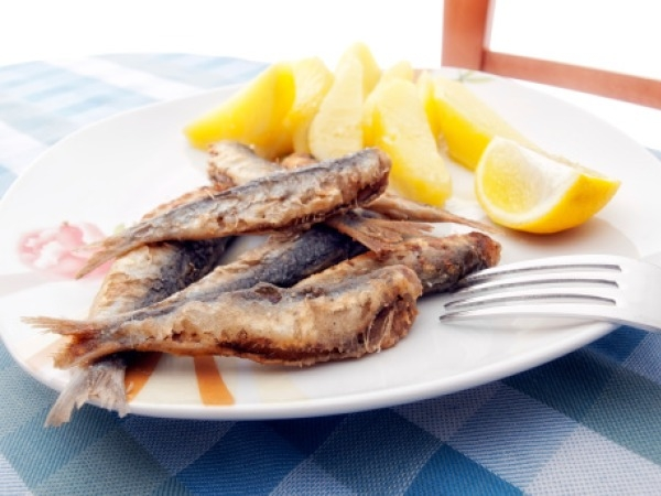 Food for Health and Longevity # 15: Sardines