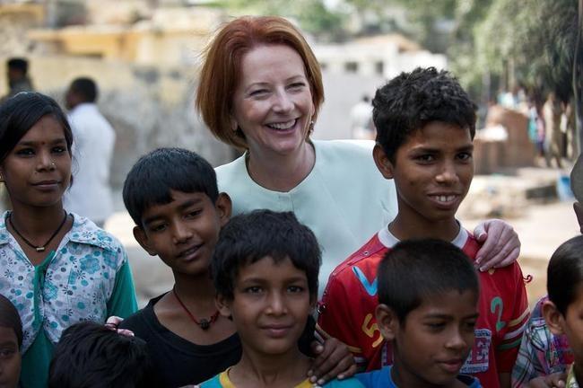 INDIA-AUSTRALIA-DIPLOMACY