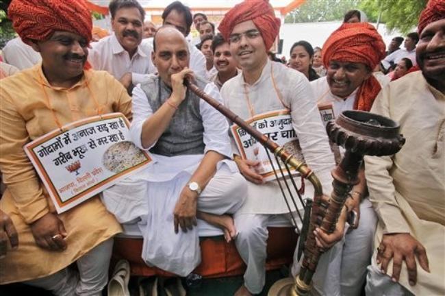 Rajnath Singh-BJP