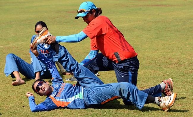 Indian Women Get Ready for World Cup