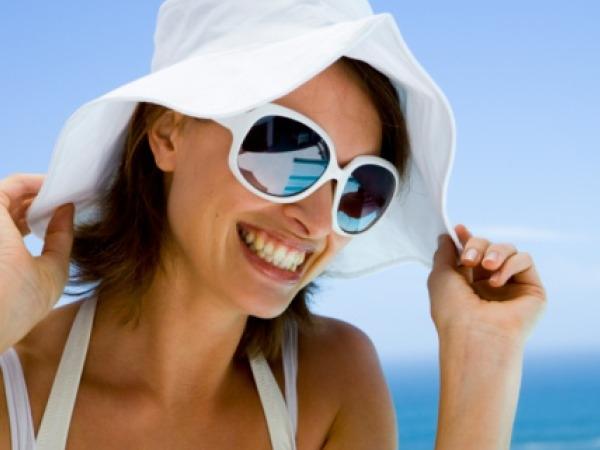 Little Investments for Good Health # 8: U.V. sunglasses