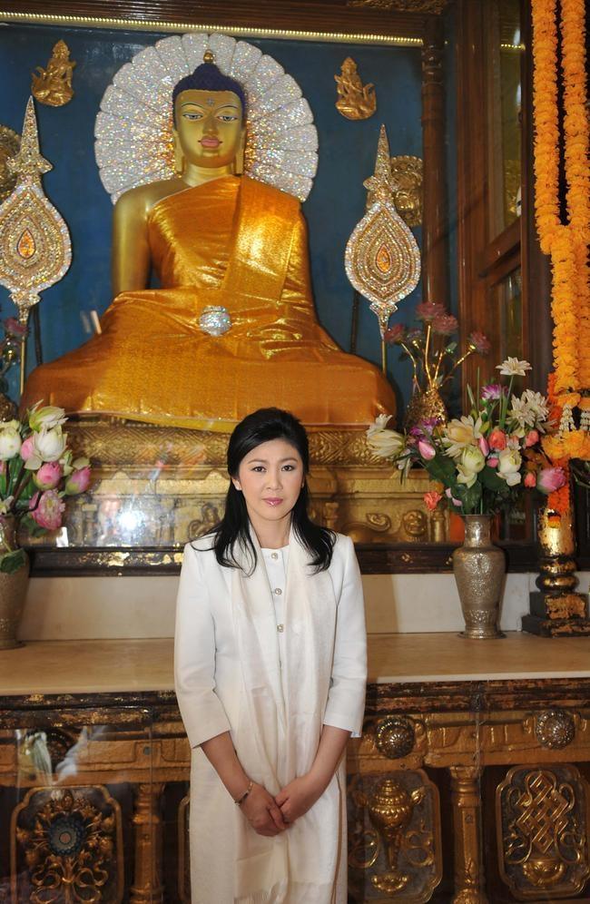 INDIA-THAILAND-POLITICS-RELIGION