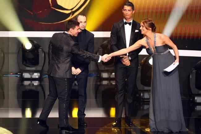 Sizzling FIFA Ballon d'Or Gala in Zurich