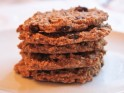 Oatmeal, Raisin, Coconut and Chia Seed Cookies
