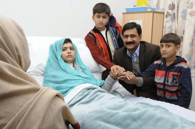 No.1: Malala Yousufzai