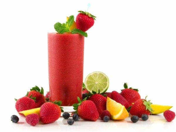 Healthy Gluten Free Snack # 14: Fruit juice